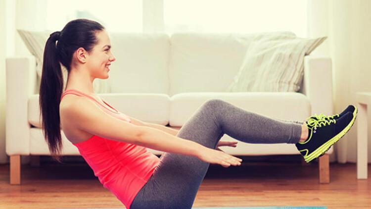 Günlük egzersizi sakın atlamayın