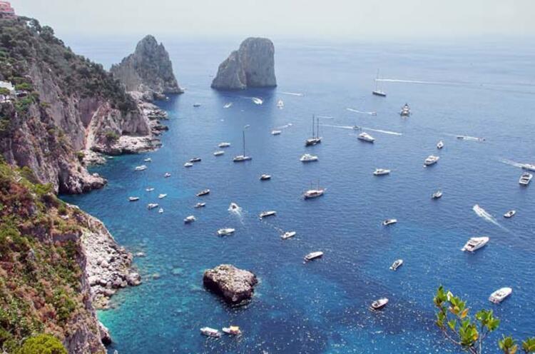 Capri, italya