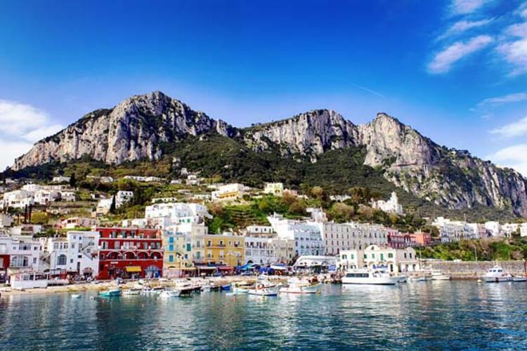 Capri, İtalya