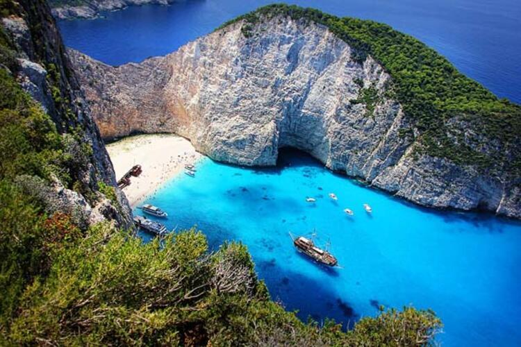 Zakintos, Yunanistan