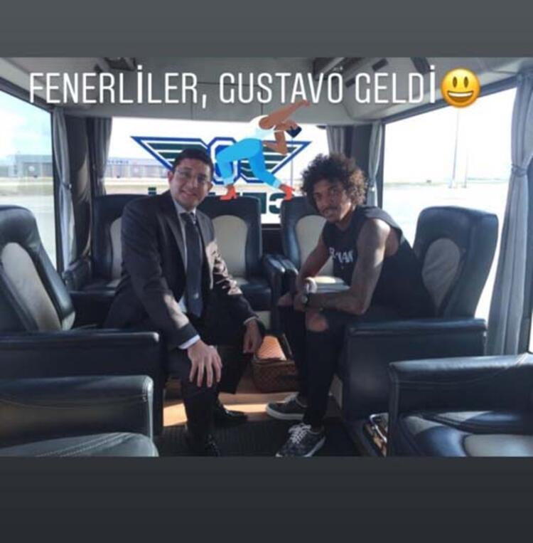İstanbula geldi