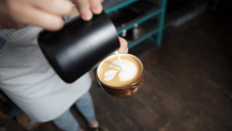 5- Kahvelerdeki krema ve aromalar