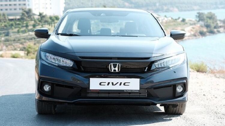Yeni Honda Civic fiyatı