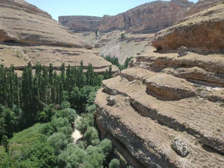 Gödet Kanyonu, Karaman