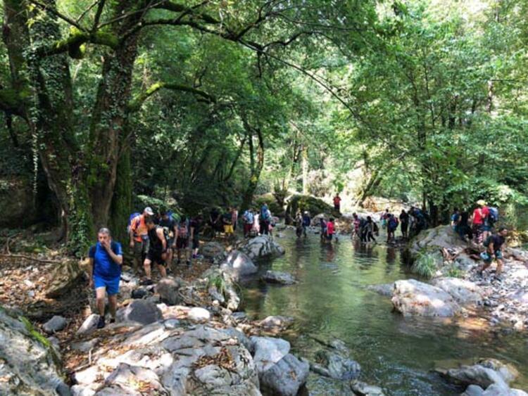 İncebel Kanyonu, Osmaniye
