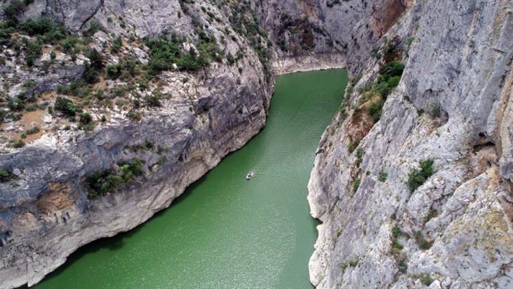 Kaplancık Kanyonu, Samsun