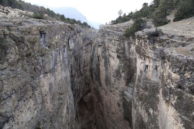 Cehennem Deresi Kanyonu, Artvin
