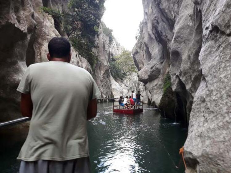 Kisecik Kanyonu, Mersin