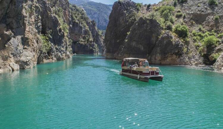 Nadire Kanyonu, Karaman