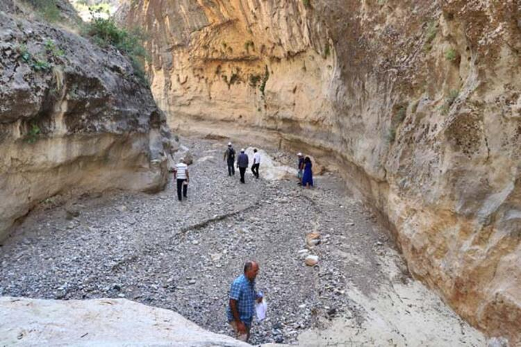 Saklıkapı Kanyonu, Elazığ