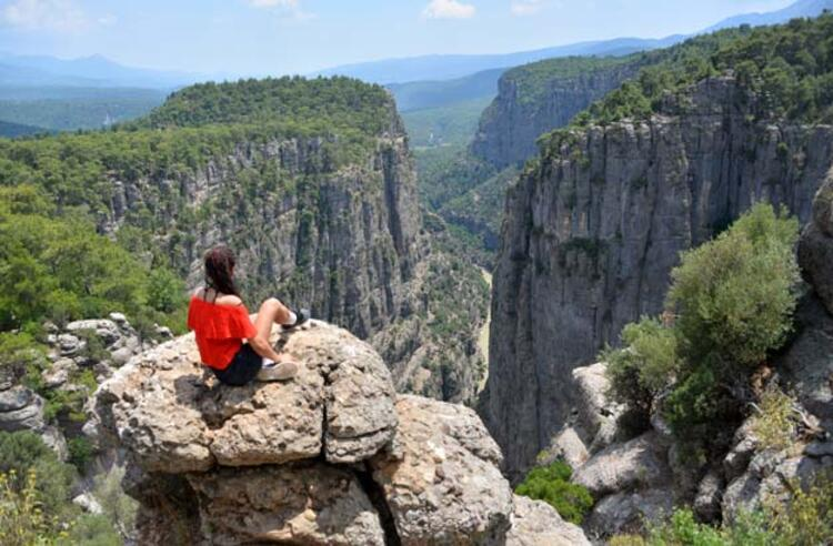 Tazı Kanyonu, Antalya
