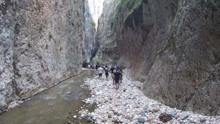 Zinav Kanyonu, Tokat
