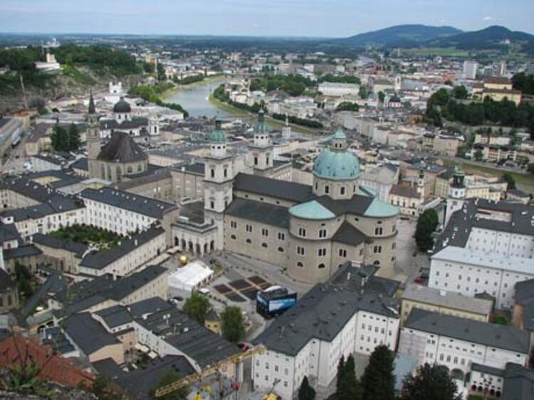 Salzburg, Avusturya