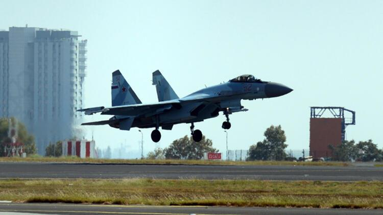 SU-35 TEKNOFESTTE NEFES KESTİ