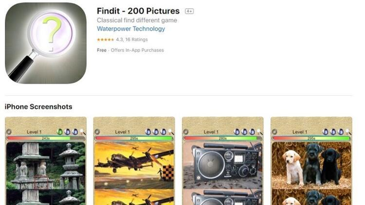 Findit - 200 Pictures