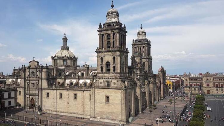Meksiko, Meksika