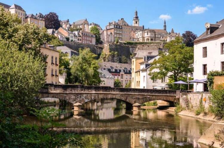Küçük ve zengin ülke Lüksemburg - Tatil Seyahat Haberleri