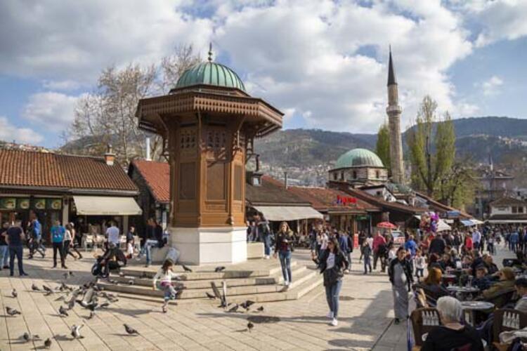 Saraybosna, Bosna-Hersek