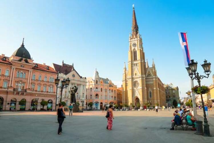 Novi Sad, Sırbistan