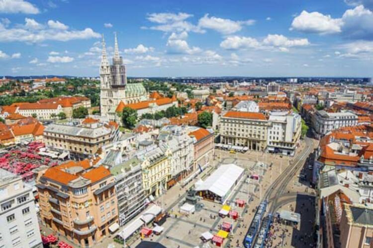 Zagreb, Hırvatistan