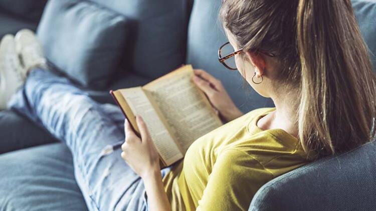 Kitap okumak beyni rahatlatıyor