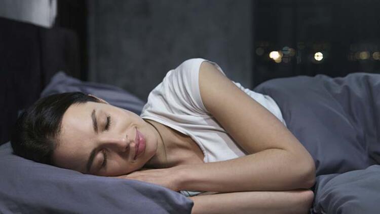 Size yeten uykuyu uyuduğunuz zaman mutlu olursunuz