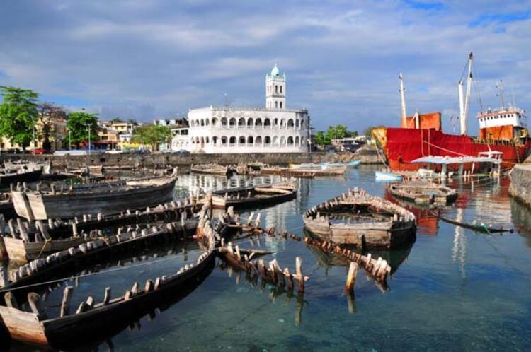 Komor Adaları