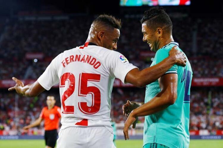 Fernandoyu sezon başında transfer etmişlerdi
