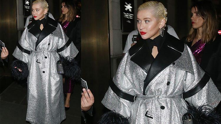 Maxi ceketler