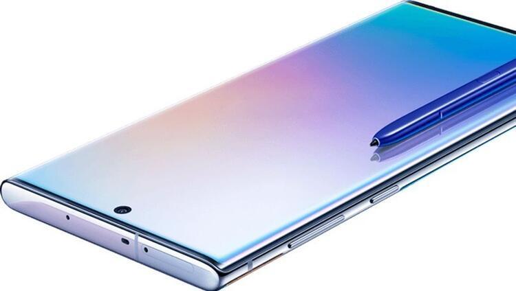 Samsung Galaxy Note 10 ailesi