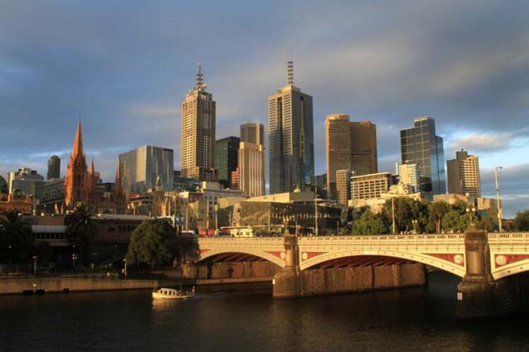 Melbourne, Avustralya