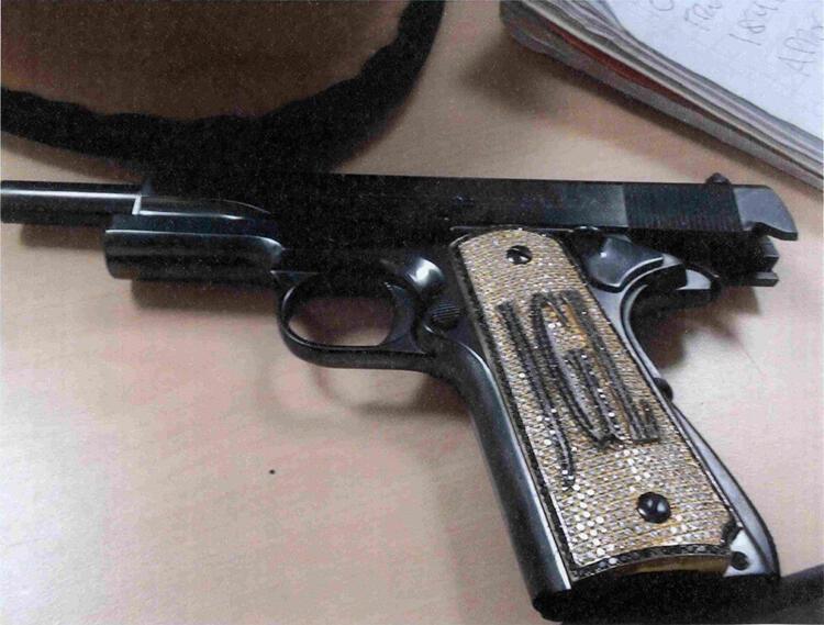 8. Lüks silahlar