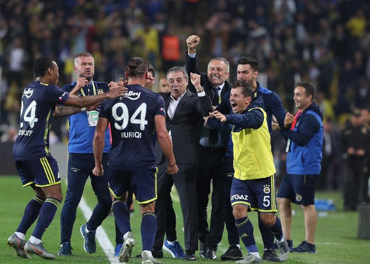 Fenerbahçe değişti