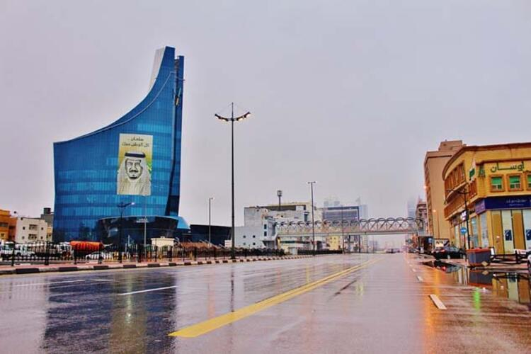 5. Suudi Arabistan