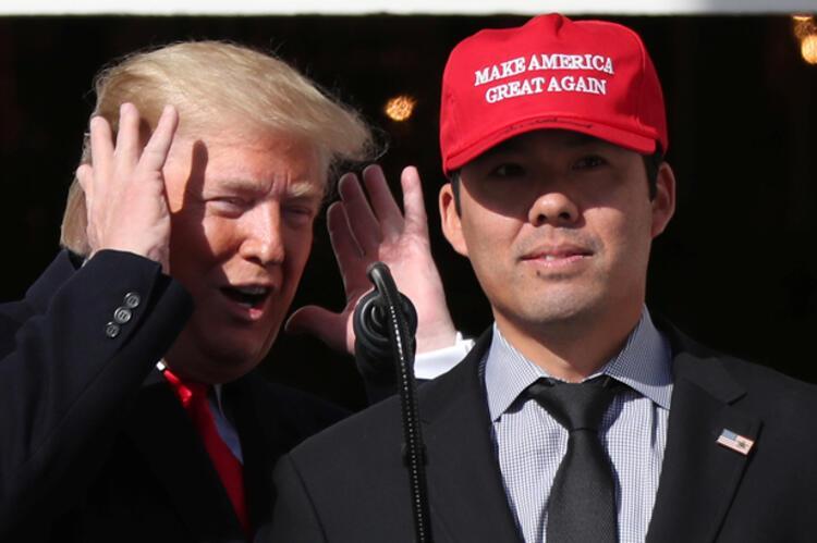Trump hemen geri çekildi ama...