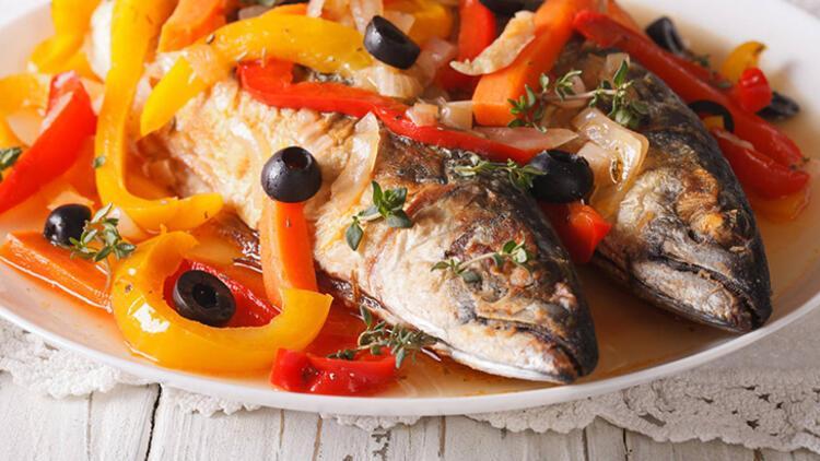Uskumru en sağlıklı ve lezzetli şekilde nasıl pişirilir