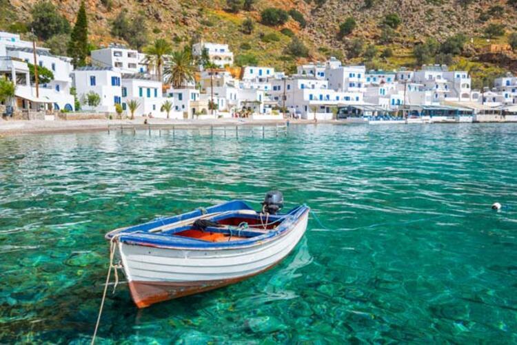 Girit, Yunanistan