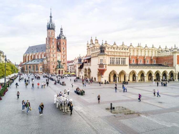 Krakow, Polonya