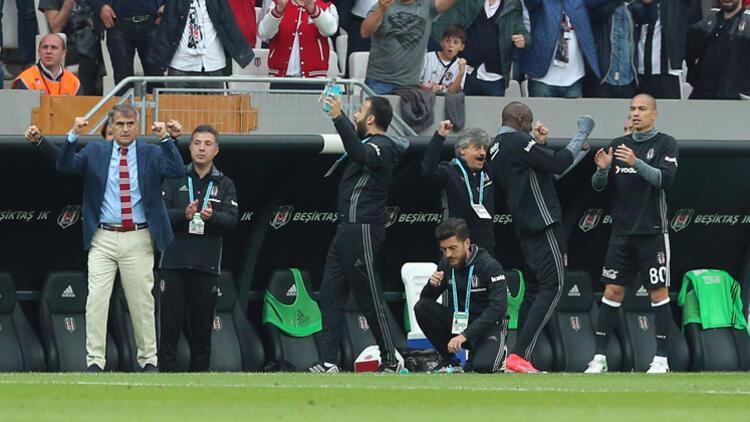 Şenol Güneşli Beşiktaş başarmıştı