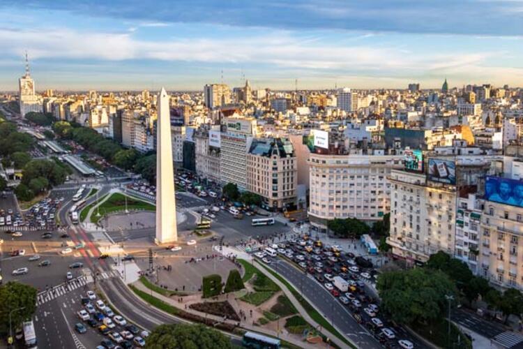 8. Buenos Aires, Arjantin