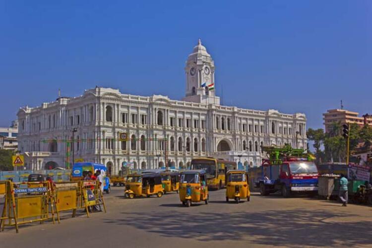 9. Chennai, Hindistan