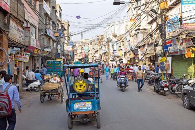 10. Yeni Delhi, Hindistan