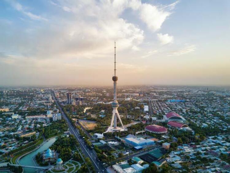 3. Taşkent, Özbekistan