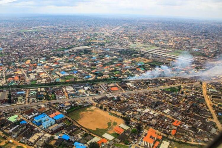 7. Lagos, Afrika
