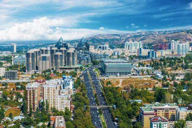 4. Almatı, Kazakistan