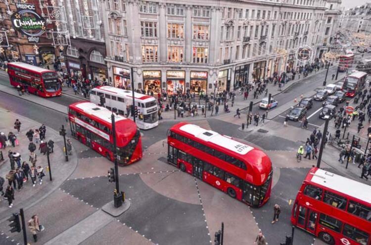 41. Londra, İngiltere
