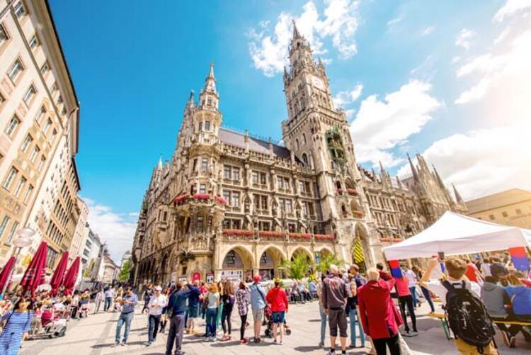 4. Münih, Almanya