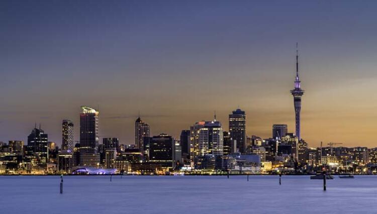 5. Auckland, Yeni Zelanda