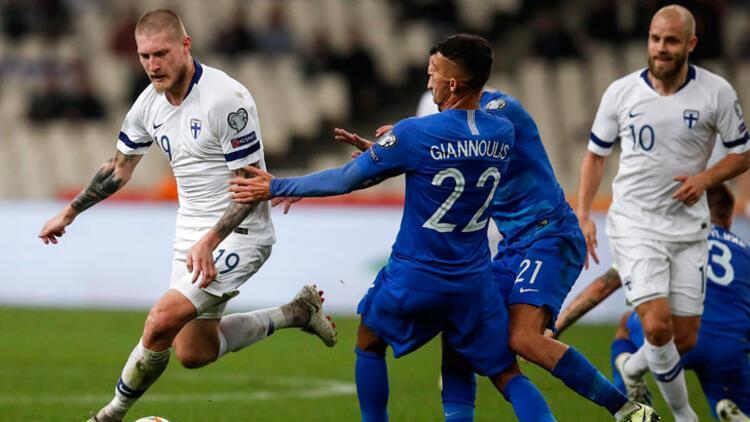 Finlandiyada EURO 2020 vizesini kaptı
