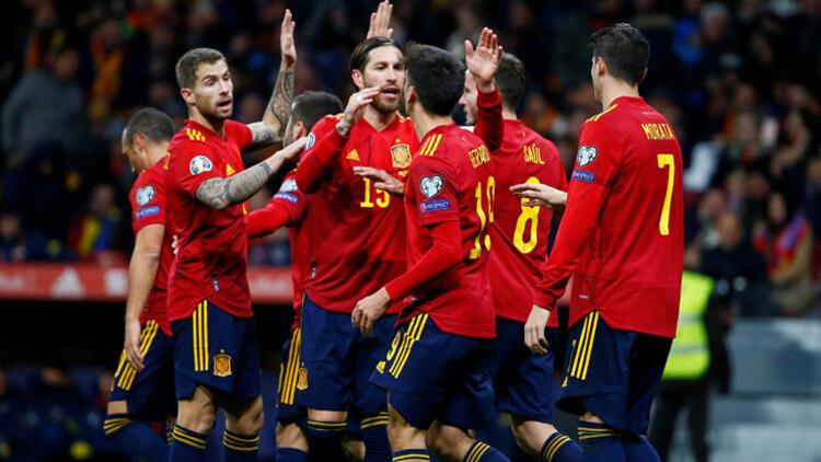 İspanya-Romanya: 5-0